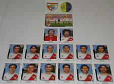 FIGURINE CALCIATORI PANINI 2005-06 SQUADRA MANTOVA CALCIO FOOTBALL ALBUM