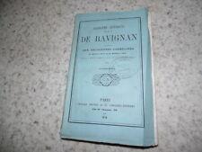 1872.Dernière retraite donnée aux religieuses carmélites.Ravignan
