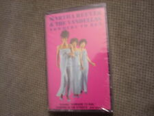 SEALED RARE OOP Martha Reeves & The Vandellas CASSETTE TAPE soul Nowhere To Run