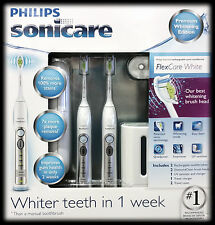 NEW Philips Sonicare HX6962 FlexCare Rechargeable Toothbrush 3 Modes 2 Routines