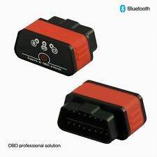 New Bluetooth ELM327 OBD2 OBD-II Car Auto Diagnostic Fault Code Scanner Tool
