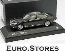 Paragon Models BMW 7 Series 750 Li G12 Brown Model Car 1:43 80422405588 Genuine