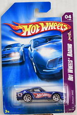 HOT WHEELS 2007 HW RACING DATSUN 240Z BLUE