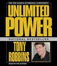 Unlimited Power Featuring Tony Robbins Live, New, Free Shipping