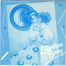"BUDDY CURTESS AND THE GRASSHOPPERS 'Shoobee Baby' 1985 7"" Doo Wop R'n'R unplayed"