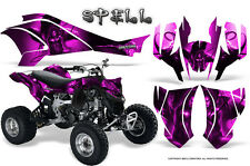 CAN-AM DS450 GRAPHICS KIT DECALS STICKERS CREATORX DECALS SPELL P