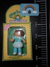 CABBAGE PATCH KIDS Poseable Figure DOLL Lynn Evey 2ND EDITION Collectible