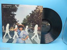 Elena Duran / Stephane Grappelli - Yesterday / Tribute to Beatles LP Record