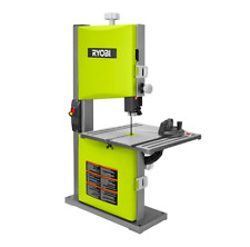 Ryobi 2.5 Amp 9 in. Band Saw Compact Woodworking Project Power Tool New