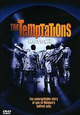 The Temptations (DVD, 2001) Free Ship #S3930