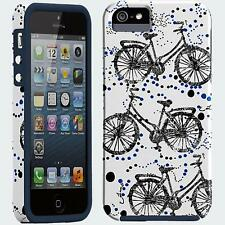 Case-Mate Designer Prints Afternoon Ride Hard Case for iPhone 5 5S also fits SE