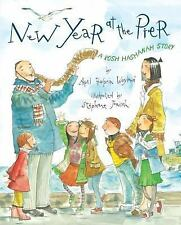 April Wayland - New Year At The Pier (2014) - Used - Trade Cloth (Hardcover