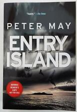 NEW   PETER MAY    Entry Island    ARC    Advance Reader Copy