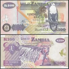 Zambia 100 KWACHA 2003 (CC) P 38d UNC