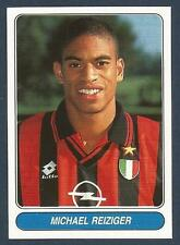 PANINI EUROPEAN FOOTBALL STARS 1997- #043-AC MILAN/HOLLAND-AJAX-MICHAEL REIZIGER