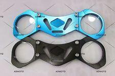 CNC Aluminum Front Fork Brace Stabilizer For Honda CB400 CB1300 VTEC