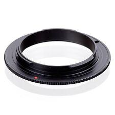 Lens Mount Reverse Macro Adapter Ring 52mm for OM 4/3 Olympus DSLR Camera
