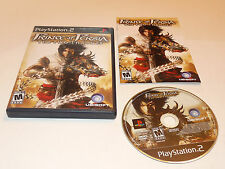 Prince of Persia The Two Thrones Sony Playstation 2 PS2 Video Game Complete