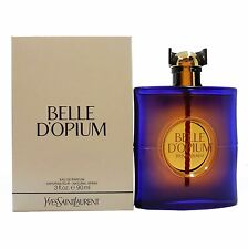 BELLE D'OPIUM BY YVES SAINT LAURENT EAU DE PARFUM NATURAL SPRAY 90 ML/3 OZ. (T)