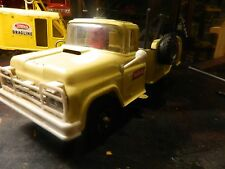 ORIGINAL BUDDY L TOW TRUCK WRECKER Vintage 1950's or 1960's