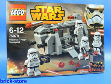 LEGO SET 75078 / Star Wars Imperal Transport De Troupes Battle Pack