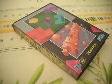 BLOCK OUT BLOCKOUT PUZZLE MEGADRIVE JAPAN IMPORT BRAND NEW NEVER OPENED!