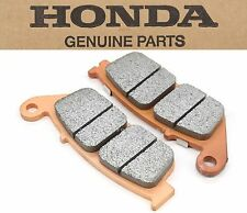 New Genuine Honda Front Brake Pads Set CB500F CTX700 NC700 (See Notes) #Y178
