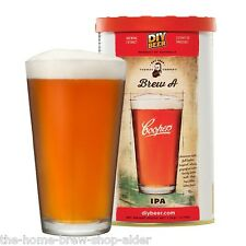 Coopers IPA Beer Kit - Home Brew - Beer Making - Homebrewing