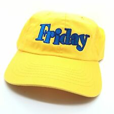 Yellow Friday Movie Ice Cube Mike Epps 90s Retro Vtg Dad Cap Hat