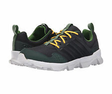 New Adidas Outdoor GSG TR Shoes Running Hiking Trails Men 9 Dark Grey & Green