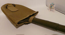 ARMY : U.S. ARMY REPLICA 1942 SHOVEL & COVER. EXCELLENT CONDITION (CCB)