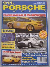 911 & Porsche World 11/1997 No.46 featuring Gemballa Biturbo, 904, 356