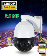 4.5'' 30X ZOOM AHD1080P 2.0 MP PTZ Speed Dome IR Camera Outdoor Indoor CMOS AUTO