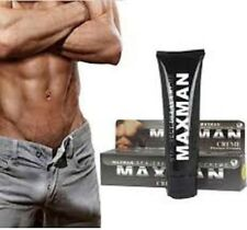 MAXMAN penis enlargement cream increases fun sex adult products 60g super effect