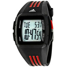 Adidas Performance Black and Red Multifunction Mens Watch ADP6098