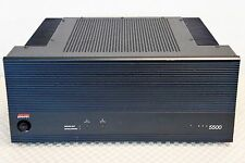 ADCOM GFA-5500 STEREO POWER AMPLIFIER