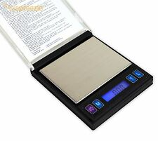 Mini CD Digital Pocket Scale Jewelry Case 100g x 0.01g Weigh Tare Calibration