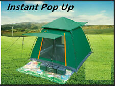 Instant Pop Up Camping Hiking Camping Portable Dome Tent Gazebo Canopy