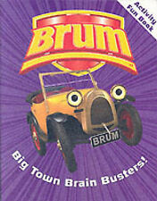 Sally Byford Brum: Big Town Brain Busters! Very Good Book