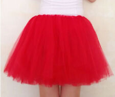 Elegance Women/Adult Fancy Dancewear Tutu Princess Party Skirts Mini Dress