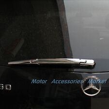 New Chrome Rear Wiper Cover Trim For Mercedes-Benz X204 GLK300 GLK350 2010-2015