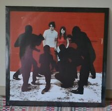 THE WHITE STRIPES - White Blood Cells, 180 Gram LP BLACK VINYL  New & Sealed !