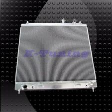 FIT FOR NISSAN Titan/Armada 2014 2015 5.6 V8 2 ROWS ALL ALUMINUM RADIATOR