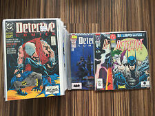 DC COMICS DETECTIVE BATMAN # 598-658 & 662-668 & 3 ANNUALS 71 IN TOTAL