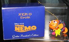 Grolier / Disney Nemo From Finding Nemo PE Christmas Tree Ornament