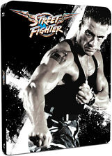 Street Fighter (1994) - Limited Edition Steelbook (Blu-ray) BRAND NEW!!