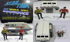 STAR TREK U.S.S ENTERPRISE SHUTTLECRAFT GALILEO NCC-1701/7 INNERSPACE SERIES