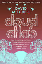 Cloud Atlas, David Mitchell, 0340822783