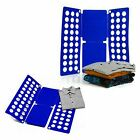 ADULT MAGIC CLOTHES FOLDER T SHIRTS JUMPERS ORGANISER FOLD LAUNDRY SUITCASE EASY