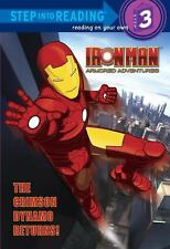 Iron Man, Armored Adventures: The Crimson Dynamo Returns! (Step-into-Reading, St
